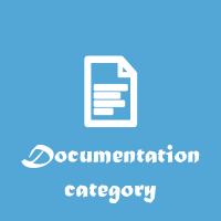 Шаблон категории - названия и значения переменных
