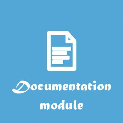 Шаблон модуля - названия и значения переменных